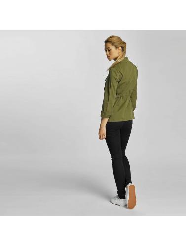 Vero Moda Damen Übergangsjacke vmHapsody in olive
