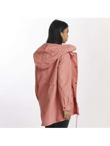 Vero Moda Damen Übergangsjacke vmQueens Champ in rosa