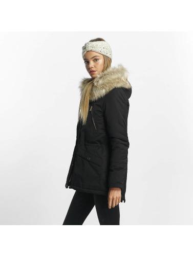 Vero Moda Damen Winterjacke vmMandri in schwarz