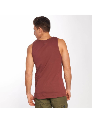 Vintage Industries Hombres Tank Topper Cruzer I Rojo klaring komfortabel salg på nettet online-butikk kjøpe billig nyte mF3TaiFGd0