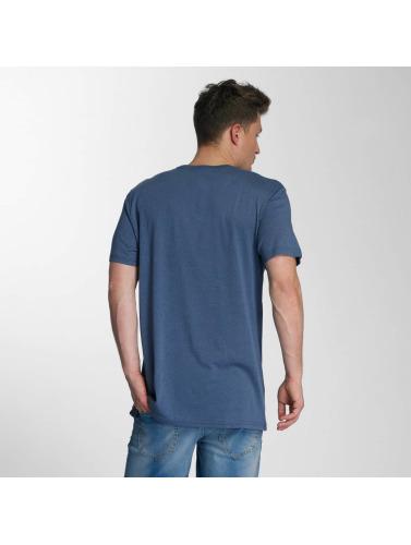 Volcom Hombres Camiseta Krype Stein I Azul utløp 2014 nyeste q4jnAm6KHu