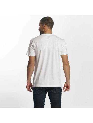 Volcom Hombres Camiseta Disruption Basic in blanco