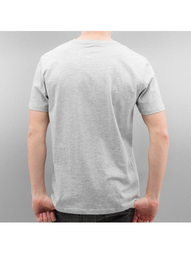 Volcom Hombres Camiseta Circlestone Basic in gris