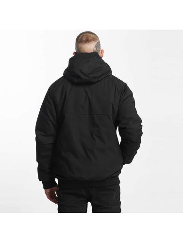 Volcom Hombres Chaqueta de invierno Hernan in negro