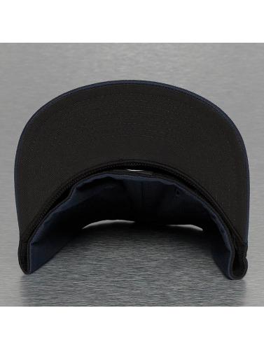 Volcom Flexfitted Cap Full Stone XFit in blau