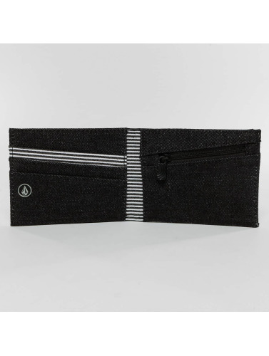 Volcom Geldbeutel Ecliptic Cloth in schwarz