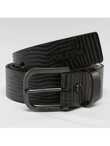 Volcom Gürtel Empty in schwarz