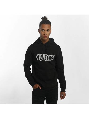 Volcom Herren Hoody Supply Stone in schwarz