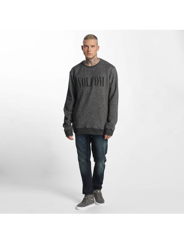 Volcom Hombres Jersey Discord in gris