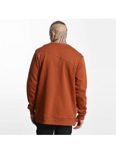 Volcom Hombres Jersey Single Stone in naranja