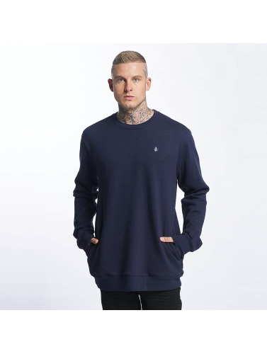 Volcom Herren Pullover Single Stone in blau