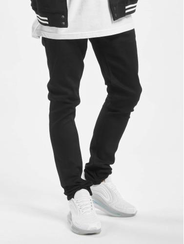 Jeans Skinny Volcom Mens 2x4 Denim En Noir