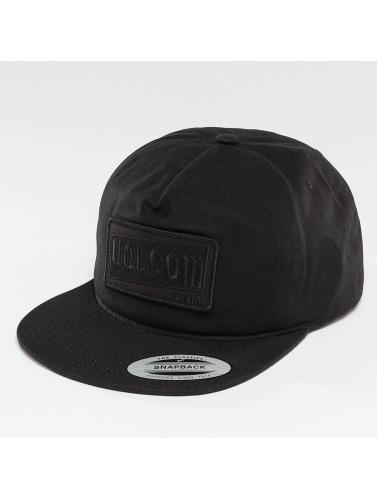 Volcom Snapback Cap Rotor in schwarz