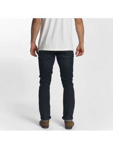 Verkauf Billig Volcom Herren Straight Fit Jeans Vorta in blau Verkauf Authentisch 14j6LP
