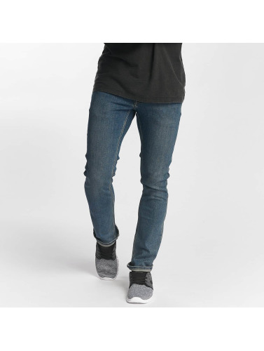 Volcom Herren Straight Fit Jeans Vorta in indigo