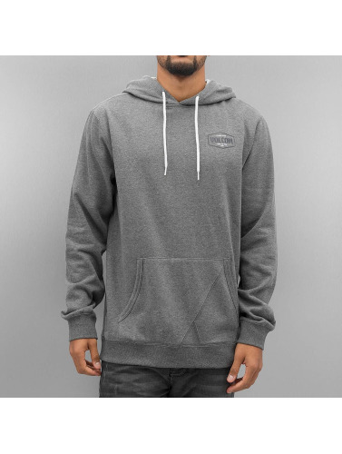 Volcom Hombres Sudadera Packsaddle in gris
