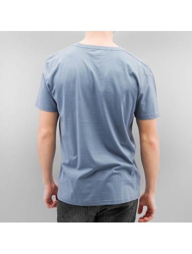 Volcom Herren T-Shirt Drew Basic in blau
