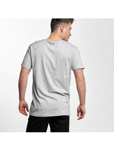 Volcom Herren T-Shirt UP Basic in grau