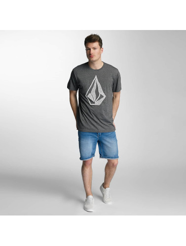 Volcom Herren T-Shirt Creep Stone in grau