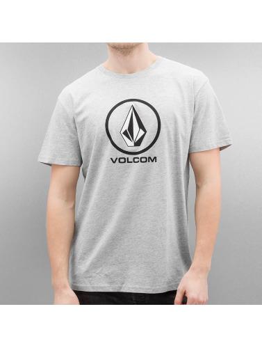 Volcom Herren T-Shirt Circlestone Basic in grau