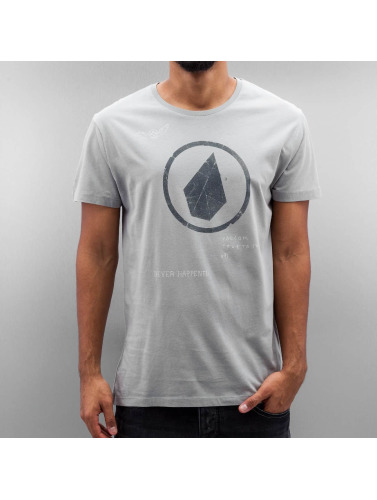 Günstig Kaufen Finish Volcom Herren T-Shirt Zineone in grau Neueste Preiswerte Online Super Günstig Kaufen Beliebt hSW7MX