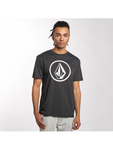 Volcom Herren T-Shirt Circle Stone in grau