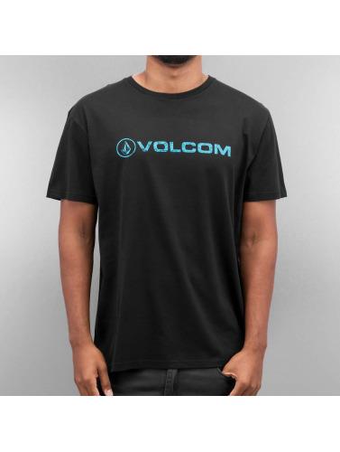 Volcom Herren T-Shirt Euro Pencil in schwarz