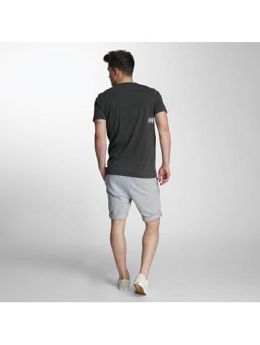 Volcom Herren T-Shirt Mag Explodes in schwarz