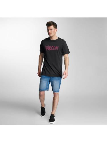 Volcom Herren T-Shirt Tetsunori Stone in schwarz