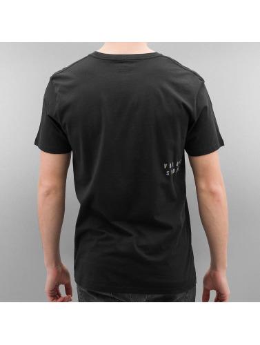 Freies Verschiffen Truhe Bilder Verkauf 100% Original Volcom Herren T-Shirt Cracked Basic in schwarz yQcTH