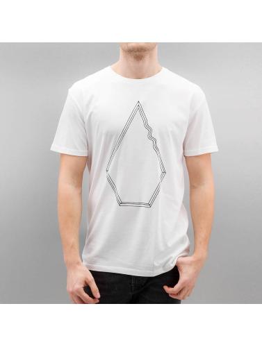 Volcom Herren T-Shirt Drew Basic in weiß