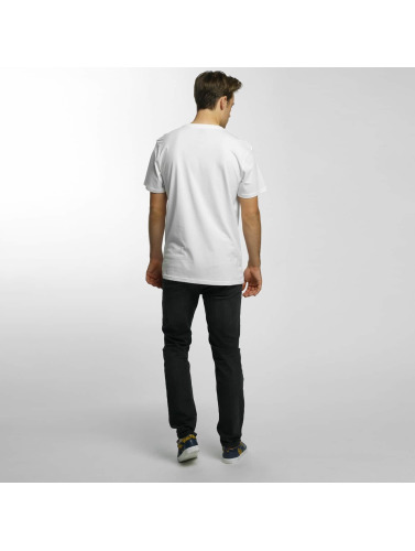 Volcom Herren T-Shirt Burnt Basic in weiß