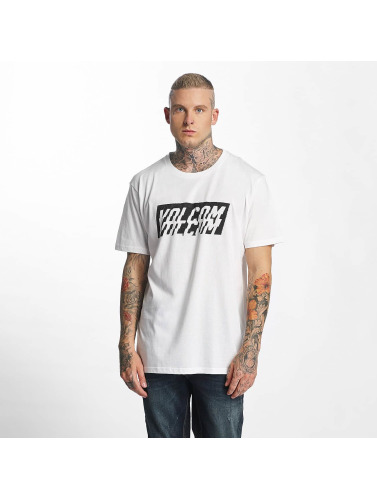 Volcom Herren T-Shirt Chopper Basic in weiß