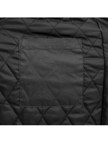 rabatt 2014 unisex billig med kredittkort Vsct Clubwear Hombres Abrigo Belagte Hette I Neger SAOWUMjXL