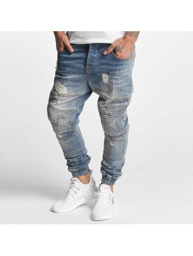 Vsct Clubwear Herren Antifit Clubwear Noah Biker In Blau