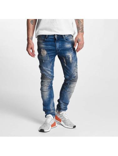 VSCT Clubwear Herren Antifit Ryder Biker Luxury in blau