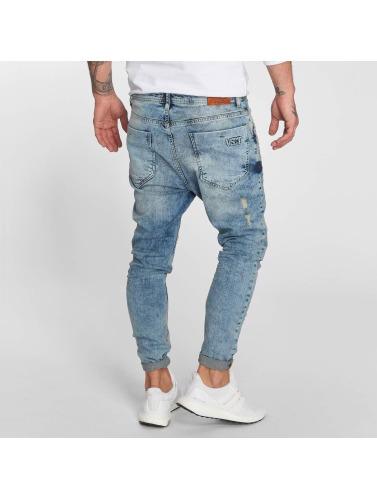 VSCT Clubwear Herren Antifit Keanu Lowcrotch in blau