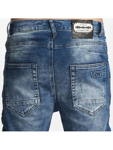 Vsct Clubwear Herren Antifit Noah Biker In Blau