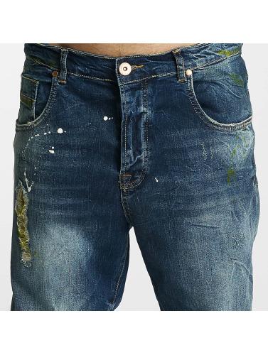 VSCT Clubwear Herren Antifit Noah Cuffed in blau