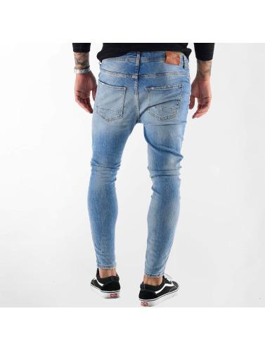 VSCT Clubwear Herren Antifit Thor Destroyed in blau
