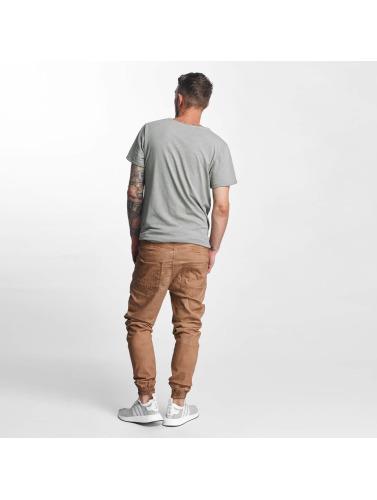 VSCT Clubwear Herren Antifit Noah Biker in braun