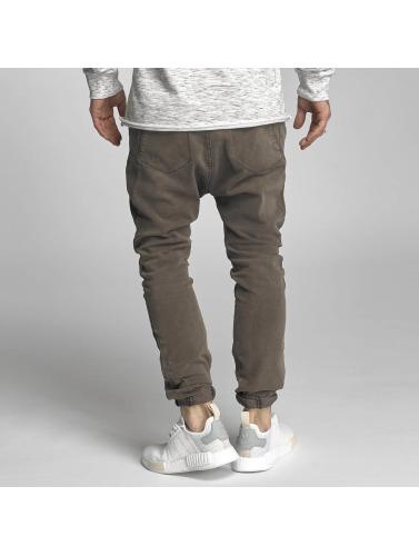 VSCT Clubwear Hombres Antifit Logan Tri-Star in caqui