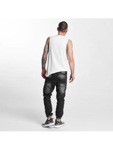 Buttonfly Antifit Asym in Drake Clubwear VSCT Hombres negro xqwCR8ZXE