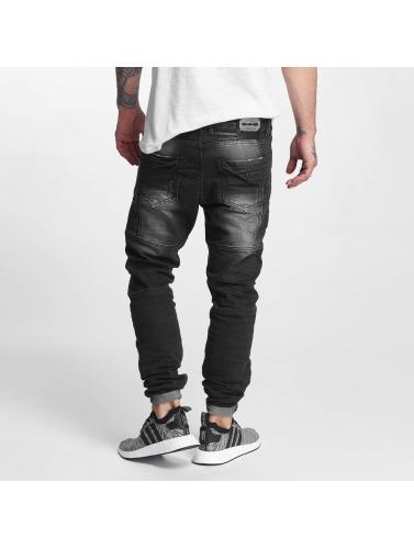 Vsct Clubwear Herren Antifit Drake Asym Buttonfly In Schwarz