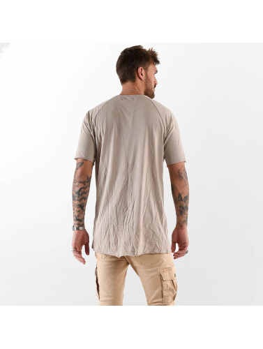 VSCT Clubwear Hombres Camiseta Panel in beis