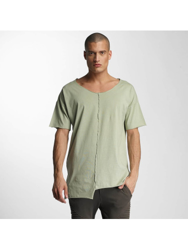 VSCT Clubwear Hombres Camiseta Raw Naked in caqui