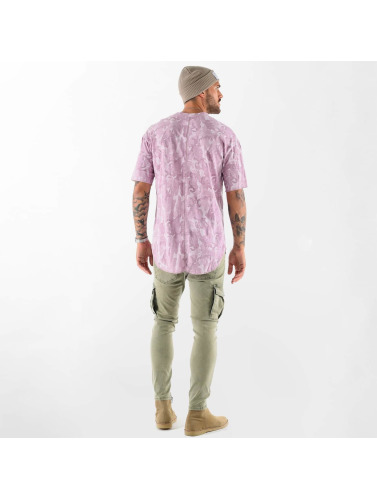 Vsct Clubwear Hombres Camiseta Kamuflasje Vasket I Rojo utløps nettsteder 2015 billige online klaring anbefaler JREM9gN