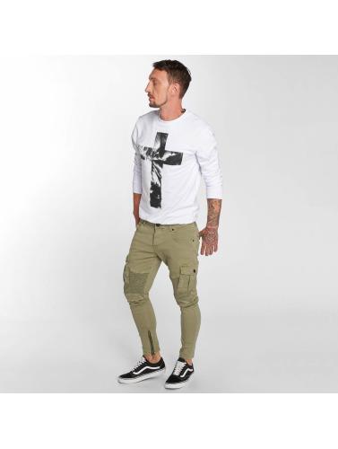 VSCT Clubwear Herren Cargohose Keanu Biker in khaki