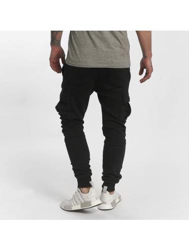VSCT Clubwear Herren Cargohose Caleb in schwarz