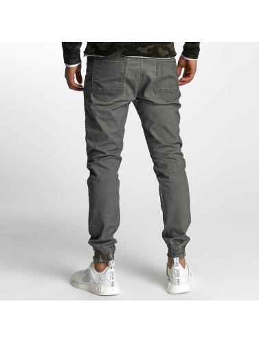 VSCT Clubwear Herren Chino Noah Biker in grau